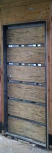door frame 4