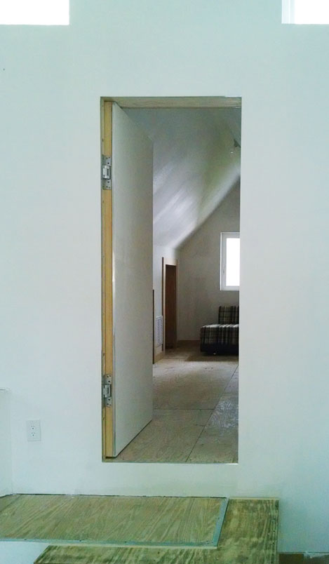 Drywall Door 2