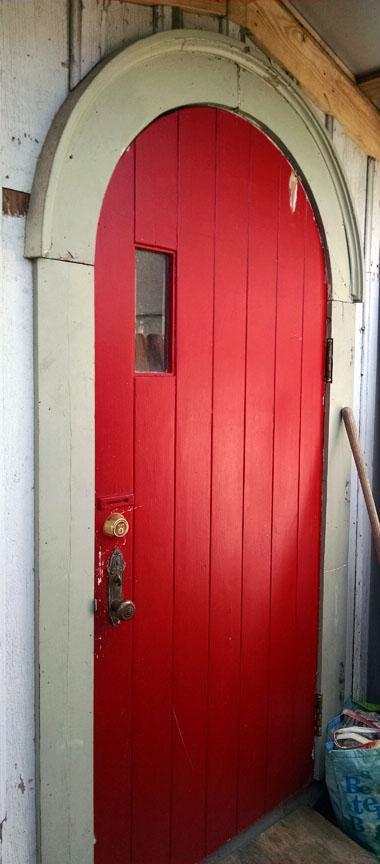 Shed Door 1